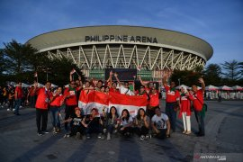 Tim putri bulu tangkis Indonesia melangkah ke semifinal