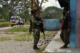 Satu anggota TNI kembali gugur usai kontak tembak dengan KKB di Ugimba Papua