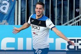 Atalanta curi tiga poin dari Brescia
