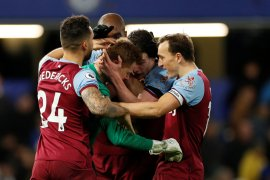 FT: 1-0, West Ham permalukan Chelsea di Stamford Bridge