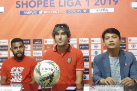 Bali United kunci gelar juara Liga 1 2019