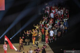 Giliran panahan ditarget kejar medali emas