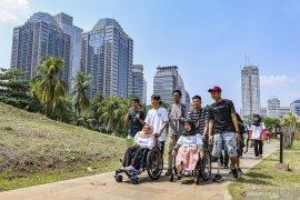 Jangan kucilkan penyandang disabilitas, mereka juga punya hak yang sama