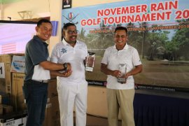 Turnamen golf Lanud Pattimura asah prestasi anggota golfers Ambon