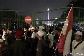 Reuni 212, peserta diperkirakan berasal dari Jakarta dan sekitarnya