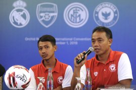 Indonesia All Stars kalahkan Arsenal U-18 skor 3-1