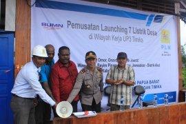 PLN genjot program 'Papua Terang' di Asmat