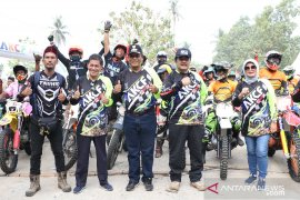 Ratusan Raiders Trail Ramaikan Anyer Krakatau Adventure Destination