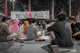PMII Politeknik Negeri Jember galang tanda tangan peringati Hari AIDS