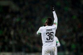 Klasemen Liga Jerman  seusai Gladbach kembali ke pucuk