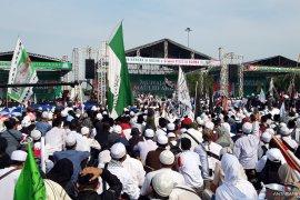 Habib Rizieq sampaikan amanat perjuangan pada  Reuni 212
