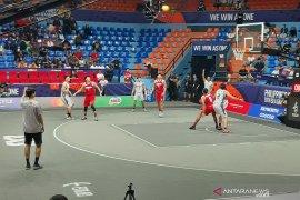 Tim Indonesia ke final 3X3 SEA Games 2019