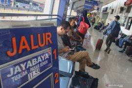 Antisipasi lonjakan penumpang kereta