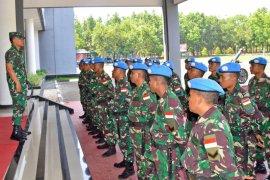 27 prajurit Brigif Marinir 2 diberangkatkan  ke Lebanon