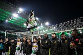 Liga Jerman, Monchengladbach kembali rebut posisi puncak setelah kalahkan Freiburg