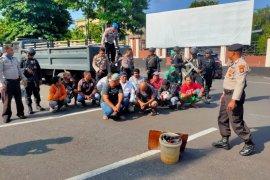 Polda Malut ungkap kasus judi togel resahkan warga di Ternate