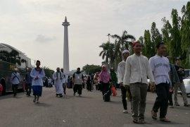Reuni 212 gelar aksi di depan Istana, Mahfud: Lakukan dengan tertib