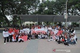PMI Kota Palu menyosialisasikan bahaya HIV AIDS