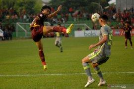 Pemain Borneo FC mulai gelar latihan bersama