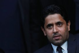 Bos PSG Nasser Al-Khelaifi diperiksa dalam kasus korupsi hak siar FIFA