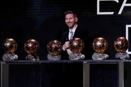 Daftar lengkap para peraih Ballon D'Or 2019