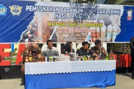 Ekspor Maluku capai 486 pemberitahuan