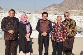 Toilet Bertingkat untuk Jamaah Haji di Arab Saudi