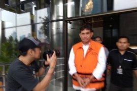 KPK rampungkan penyidikan tersangka suap PTPN III