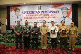 Provinsi Lampung dan Kemendagri lakukan pembinaan wawasan kebangsaan