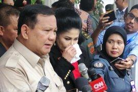 Ledakan di Monas, Prabowo minta tunggu hasil penyelidikan