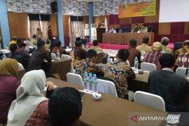 Bupati Bangka minta Kades dan BPD wujudkan pembangunan desa