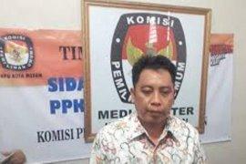 KPU Kota Medan segera jaring petugas  PPK