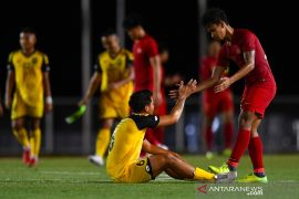 Pelatih Brunei puji penampilan apik Andy Setyo Nugroho