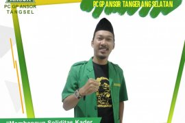 Irfan Alamsyah siap pimpin DPC Ansor Kota Tangsel