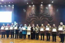 UI raih predikat peringkat pertama kampus terhijau di Indonesia