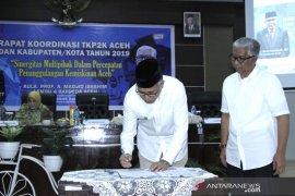 Pemerintah komitmen turunkan angka kemiskinan Aceh
