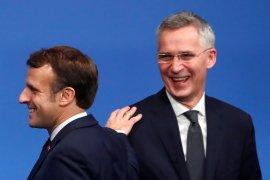 Presiden Prancis bahas situasi Timur Tengah dengan Irak dan UEA