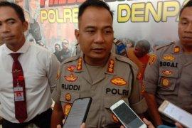 1.069 personel Polresta Denpasar siap amankan Natal-Tahun Baru