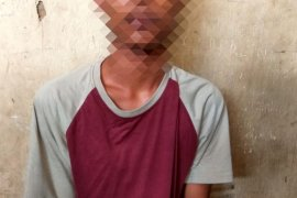 Dua pelaku pencurian rumah kosong di Lampung ditangkap polisi