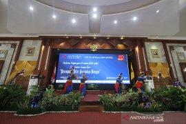 Penghargaan Perempuan Hebat Kalsel Perum LKBN Antara Kalsel