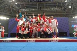 Rahmat Edwin, lifter muda pengunci  prestasi angkat besi SEA Games 2019