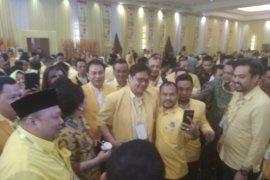 Airlangga Hartarto lanjutkan mandat Ketua Umum Golkar 2019-2024