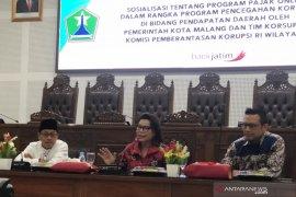 KPK ingatkan pelaku usaha di Kota Malang taat pajak