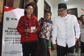 KPK dorong optimalisasi pendapatan pajak daerah di Kota Malang