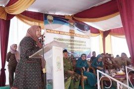 Bupati Masnah tegaskan Kades sebagai Ketua Lembaga Adat jadi pengayom