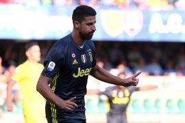 Khedira belum  terpikir tinggalkan Juventus