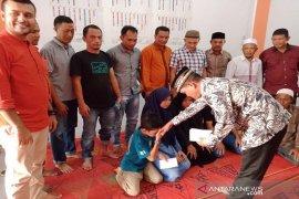 PNA Abdya santuni 20 anak yatim