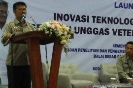 Mentan berharap vaksin unggas Indonesia dapat dimanfaatkan negara lain