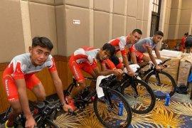 Balap sepeda dan renang masih nir emas di SEA Games 2019