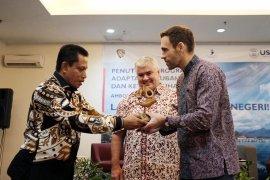 USAID akhiri program adaptasi perubahan iklim dan ketangguhan di Maluku